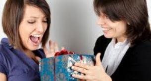 Que faço aos presentes que não gosto?