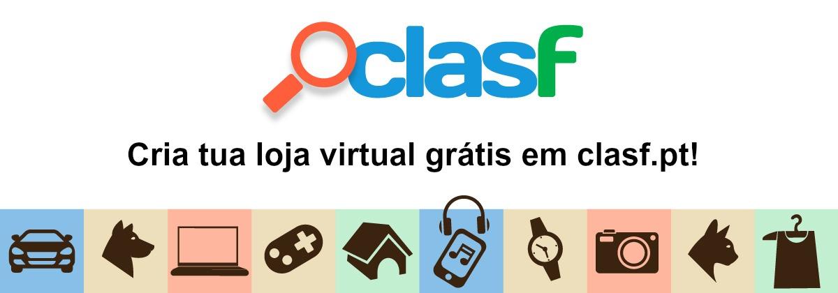 Cria tua loja virtual em Clasf